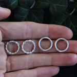 Ayelen Aura mini earrings 1