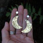 Ayelen Big Crescent Moons 1