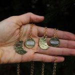 Ayelen Moon necklace 2